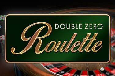 Double Zero Roulette Slot Machine