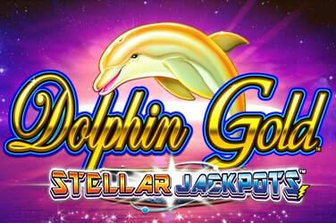 Play Dolphin's Gold Stellar Jackpots Jackpots on Maxiplay Casino