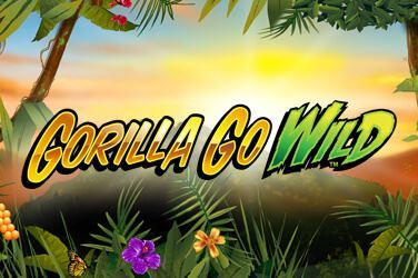 Play Gorilla Go Wild Slots on HippoZino