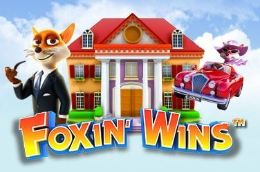 Play Foxin Wins Slots on HippoZino