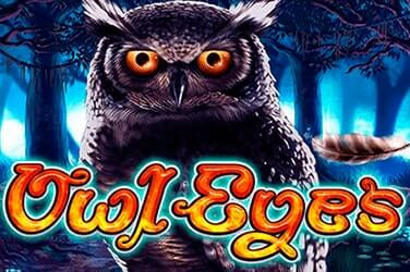 Play Owl Eyes Slots on HippoZino