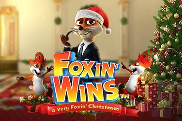 Foxin' Wins A Very Foxin' Christmas Slot