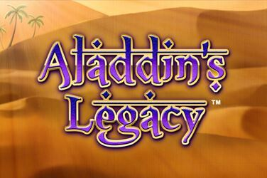 Play Aladdin's Legacy Slots on HippoZino