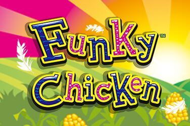Play Funky Chicken Slots on HippoZino