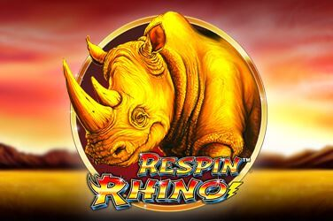 Play Respin Rhino Slots on HippoZino