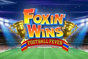 Play Foxin' Wins Football Fever Slots on MrSuperPlay
