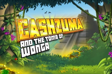 Play Cashzuma and the Tomb of Wonga Slots on HippoZino
