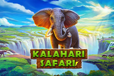 Play Kalahari Safari Slots on HippoZino