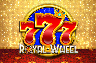 Play 777 Royal Wheel Slots on HippoZino
