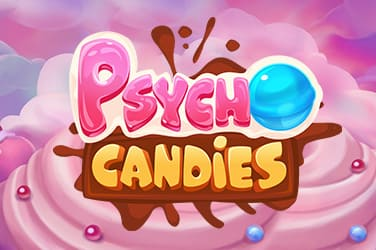 Play Psycho Candies Slots on HippoZino
