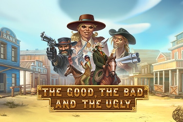 Play The Good, The Bad & the Ugly Slots on HippoZino