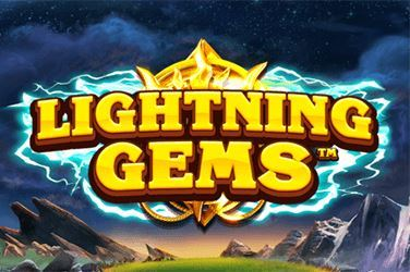 Play Lightning Gems Slots on HippoZino