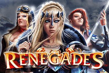 Play Renegades Slots on MrJackVegas