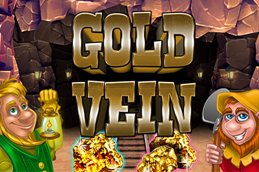 Play Gold Vein Slots on HippoZino