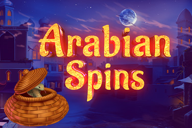 Play Arabian Spins Slots on HippoZino