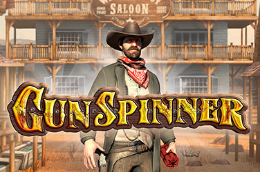 Play Gunspinner Slots on HippoZino