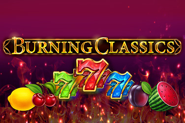 Play Burning Classics Slots on HippoZino