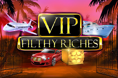 Play VIP Filthy Riches Slots on HippoZino