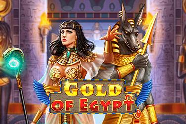 Play Gold of Egypt Jackpots on HippoZino