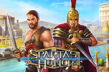 Play Sparta's  Honor Jackpots on HippoZino