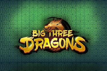 Play Big Three Dragons Jackpots on HippoZino
