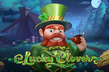 Play Lucky Clover Jackpots on HippoZino