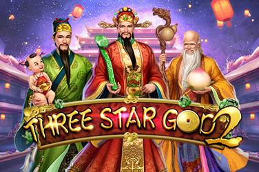 Play Three Star God 2 Jackpots on HippoZino