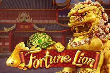 Play Fortune Lion Jackpots on HippoZino