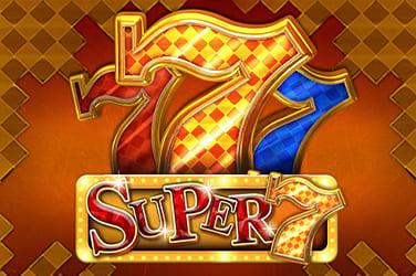 Play Super 7 Jackpots on HippoZino