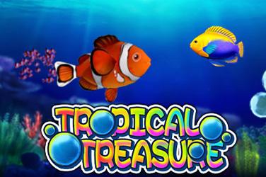 Play Tropical Treasure Jackpots on HippoZino