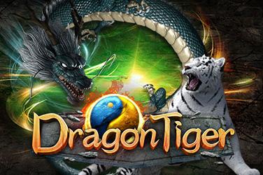 Play Dragon & Tiger Jackpots on HippoZino