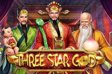 Play Three Star God Jackpots on HippoZino
