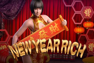 Play New Year Rich Jackpots on HippoZino