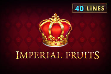 Play Imperial Fruits 40 lines Slots on HippoZino