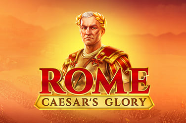 Play Rome: Caesar's Glory Slots on HippoZino