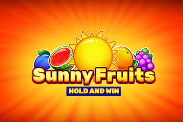 Play Sunny Fruits: Hold and Win  Slots on HippoZino