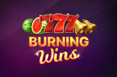 Play Burning Wins Slots on HippoZino