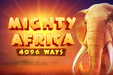 Play Mighty Africa: 4096 Ways Slots on HippoZino