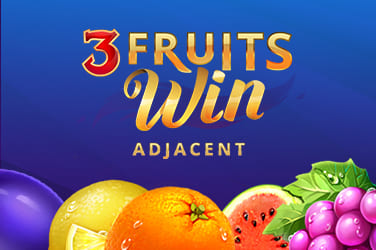 Play 3 Fruits Win: 10 Lines Slots on HippoZino