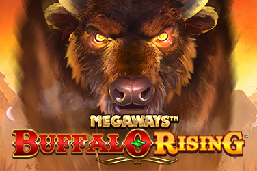 Play Buffalo Rising MEGAWAYS Slots on HippoZino