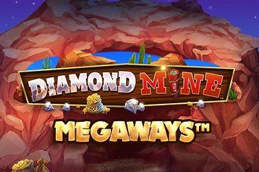 Play Diamond Mine MEGAWAYS Slots on HippoZino