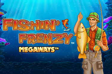 Play Fishin Frenzy Megaways Slots on HippoZino