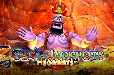 Play Genie Jackpots MEGAWAYS Slots on HippoZino
