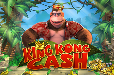 Play King Kong Cash Slots on HippoZino