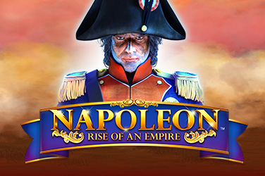 Play Napoleon Rise of an Empire Slots on HippoZino