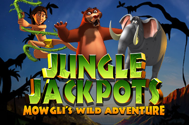 Play Jungle Jackpots Slots on HippoZino