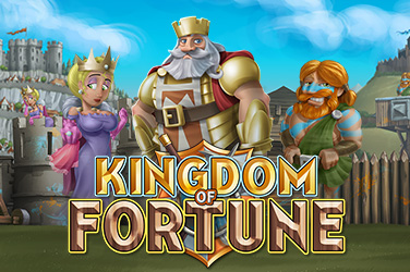 Play Kingdom of Fortune Slots on HippoZino