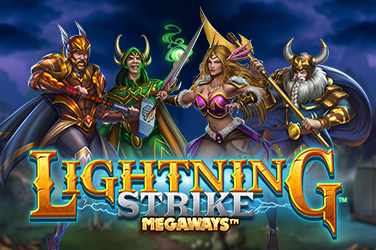 Play Lightning Strike Megaways Slots on HippoZino