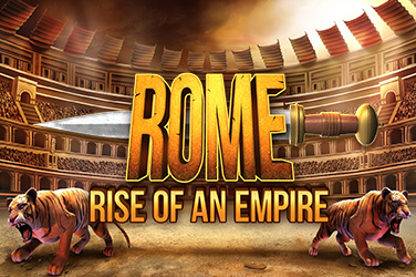 Play Rome Rise of an Empire Slots on HippoZino