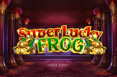 Play Super Lucky Frog Slots on HippoZino